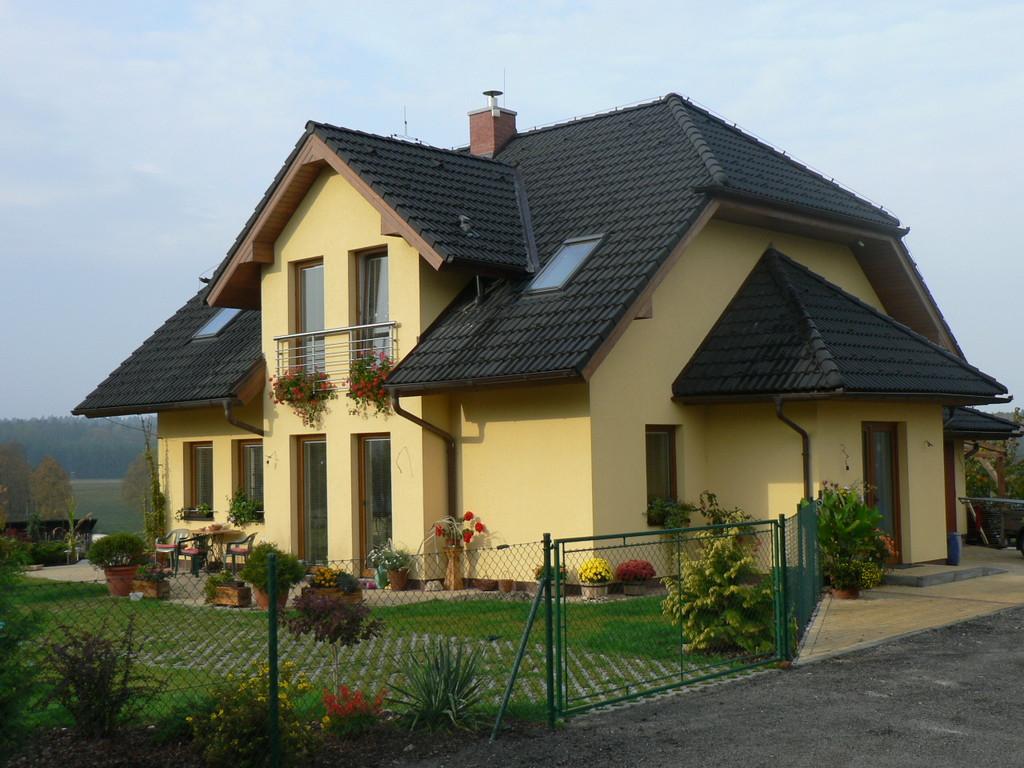 Betonová taška – Pokrývačské práce Střechy Matějka